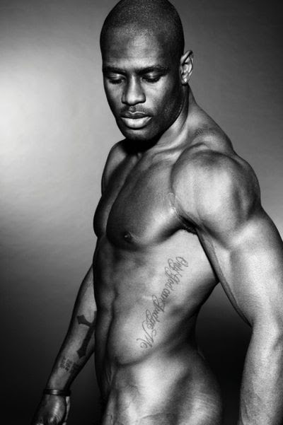 black player nude rugby