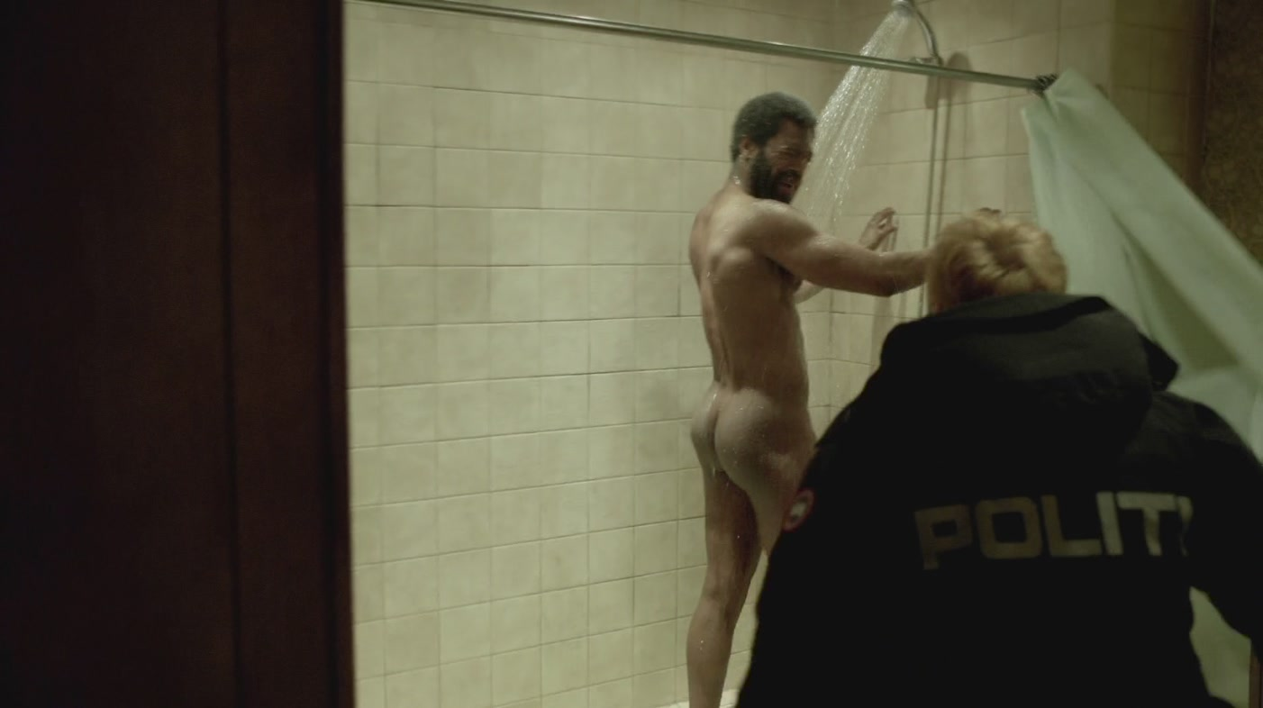 Nicholas Pinnock Gets Naked in Fortitude