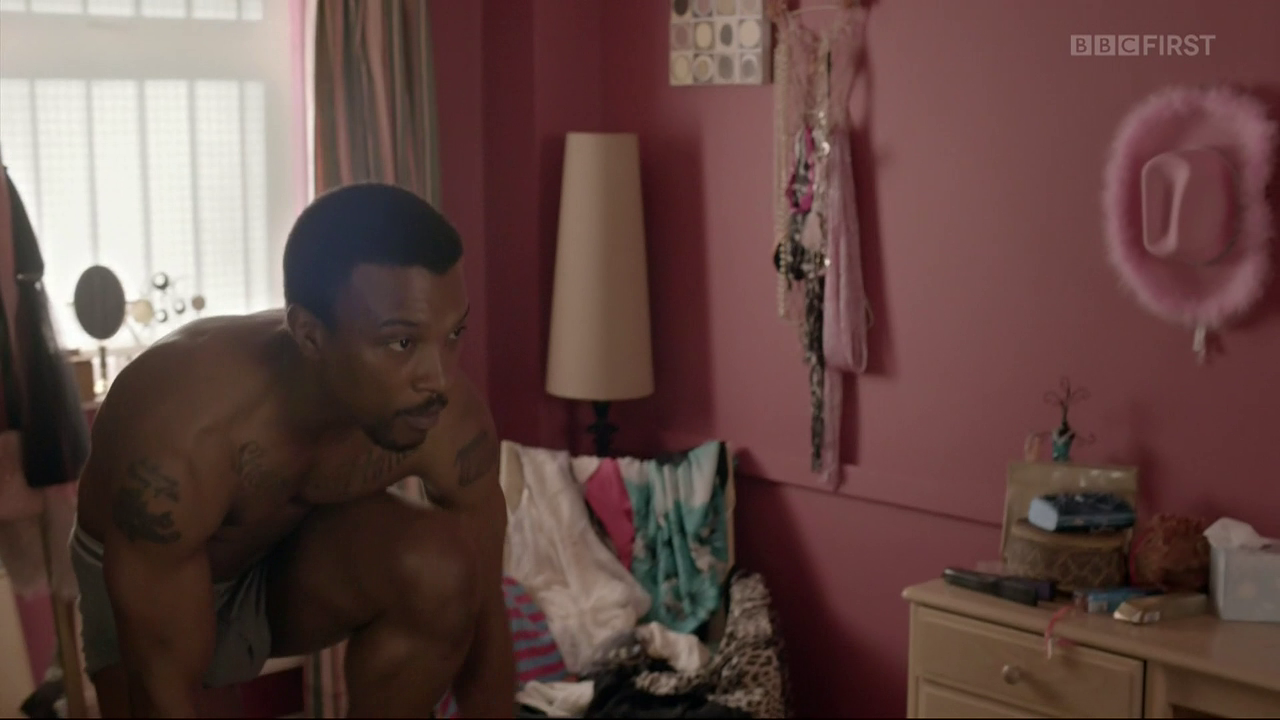 Ashley Walters Bulge