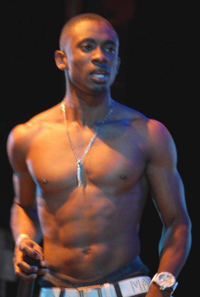 Shirtless Black Male Celebs Archives - Naked Black Male Celebs